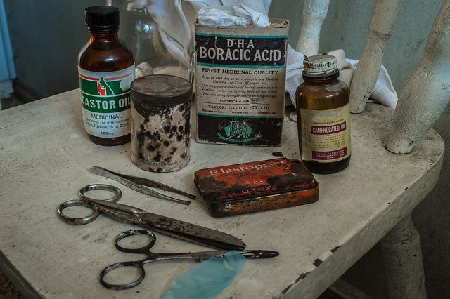 Medical Supplies. Photo by darkday/Flickr.